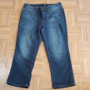 Nine West Cropped Jeans